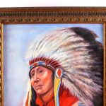 Original Native American Indian Oil