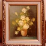 Original Oil Painting Robert Cox Sale Antiques