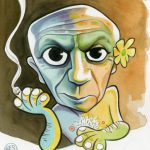 Pablo Picasso Best Paintings His Famous Quotes Collection