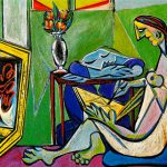 Pablo Picasso Famous Abstract