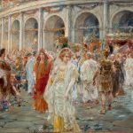 Pablo Salinas Roman Festivals Colosseum Google Art Project