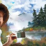 Paint Like Bob Ross Corel Discovery