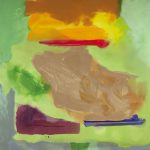 Paint Process Week Helen Frankenthaler Painting