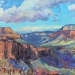 Painting Plein Air Across Grand Canyon Artists