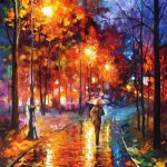 Painting Sale Colorful Oil Paintings Canvas Christmas Emotions Abstract Modern Wall Art