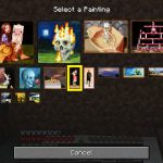 Painting Selection Gui Mod