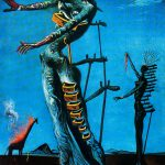 Painting Surrealism Salvador Dali Art