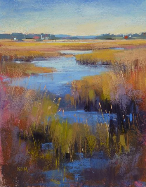 Painting World New Marsh