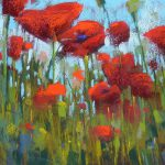 Painting World Poppies Some