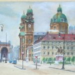 Paintings Adolf Hitler