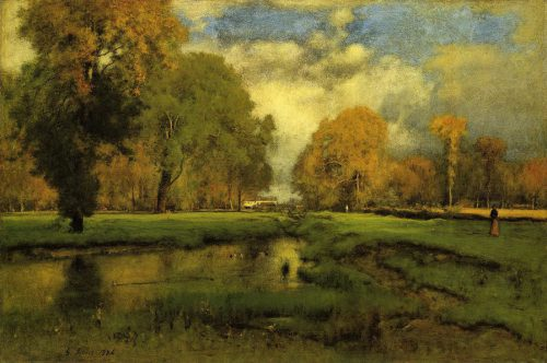 Paintings George Inness World National Museums