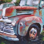 Paintings Janis Mccarty Still Lovin Old