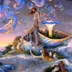 Paintings Josephine Wall Relaxing Music
