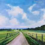 Paintings Oil Country Landscape