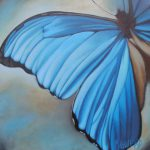 Paintings Originals Sale Butterfly
