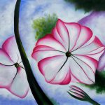Paintings Should Know Georgia Keeffe Petunia Culture