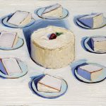 Paintings Wayne Thiebaud