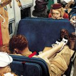 Photographs Norman Rockwell Used Create His Famous Paintings Dream