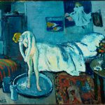 Picasso Blue Room
