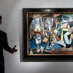 Picasso Painting Tipped Record Sale Unveiled Hong