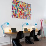 Pieces Bold Powerful Large Wall Art