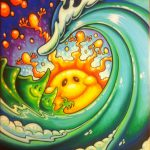 Pieces Days Feeling Happy Day Drew Brophy Surf Lifestyle