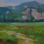 Plein Air Painter Blog Michael Chesley Johnson New Hampshire Painting