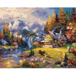 Popular Country Landscape Paintings Buy Cheap Lots