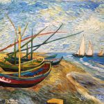 Popular Famous Beach Paintings Buy Cheap Lots