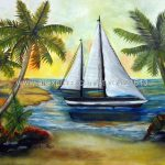 Popular Famous Sailboat Paintings Buy Cheap Lots