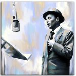 Popular Frank Sinatra Paintings Buy Cheap Lots