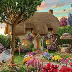 Popular Paintings Cottages Buy Cheap Lots