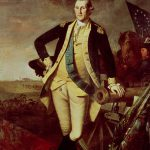 Portrait George Washington Painting Charles Willson