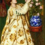 Pre Raphaelite Beauty Stars First Public Display Walker Art