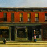 Precisionist Movement City Paintings Edward Hopper Charles Sheeler