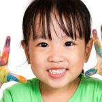 Preparing Finger Painting Activities Young Children Kaplan Early Learning