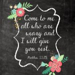 Printable Scripture Art Hunt