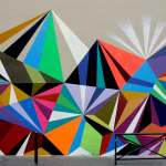Quick Tips Create Geometric Wall Painting