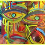 Raeart Time Lapse Painting Crazy Abstract Art