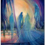 Rassouli Paintings Divine Emanation Tinajoonnichols