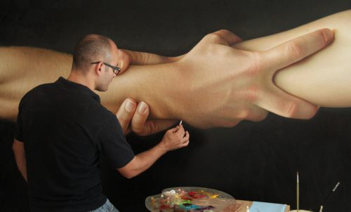 Remarkable Hyper Realistic Paintings Guadalajara Based Painter Omar