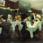 Renganeschi Saturday Night John Sloan Wikimedia