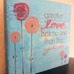 Reserved Nadeena Bible Verse Art Greater Love