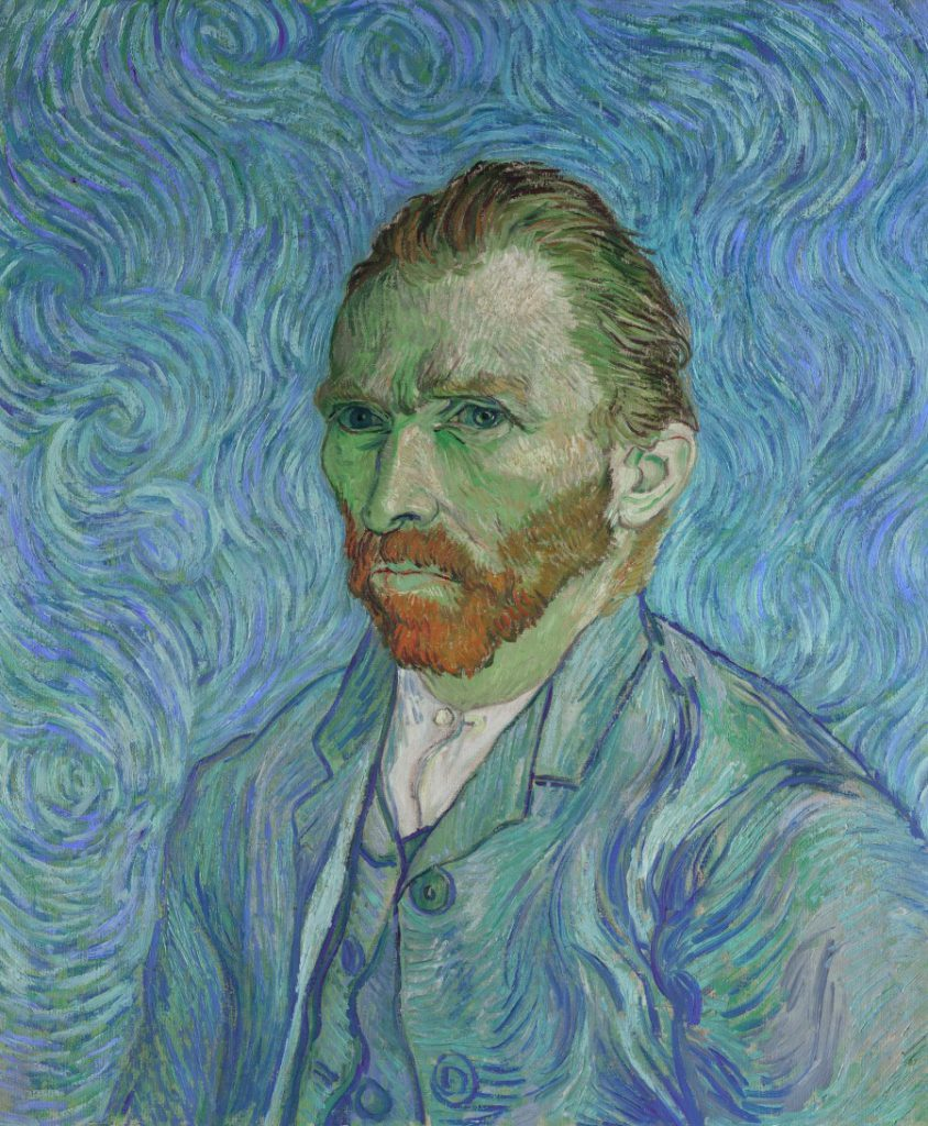 Revealing Many Faces Vincent Van Gogh His Birthday