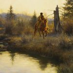 Robert Duncan Limited Edition Giclee Canvas Spring