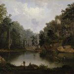 Robert Duncanson Blue Hole Flood Waters Little Miami River Google Art