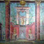 Roman Wall Painting Styles Article Khan