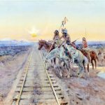 Russell Works Hit Multimillion Dollar Mark Western Art Auction Artfixdaily News