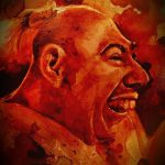 Ryan Almighty Human Blood Painting Schlitzie