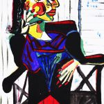 Saatchi Art Picasso Nora Abstract Painting